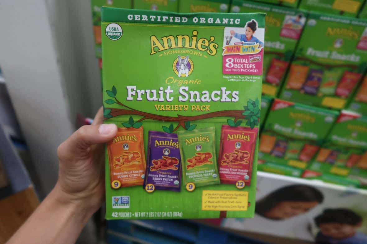 FREE Annie's Fruit Snacks WYB Pizza Rolls- Ends July 1st!