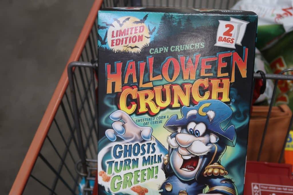 Halloween Cap'n Crunch