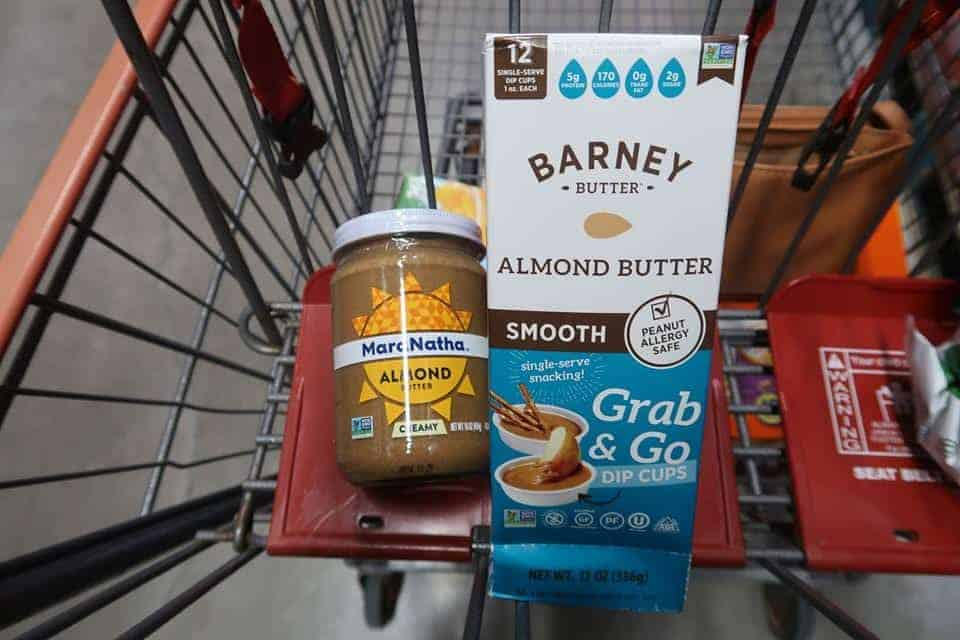 Maranatha No-Stir Almond Butter at BJs