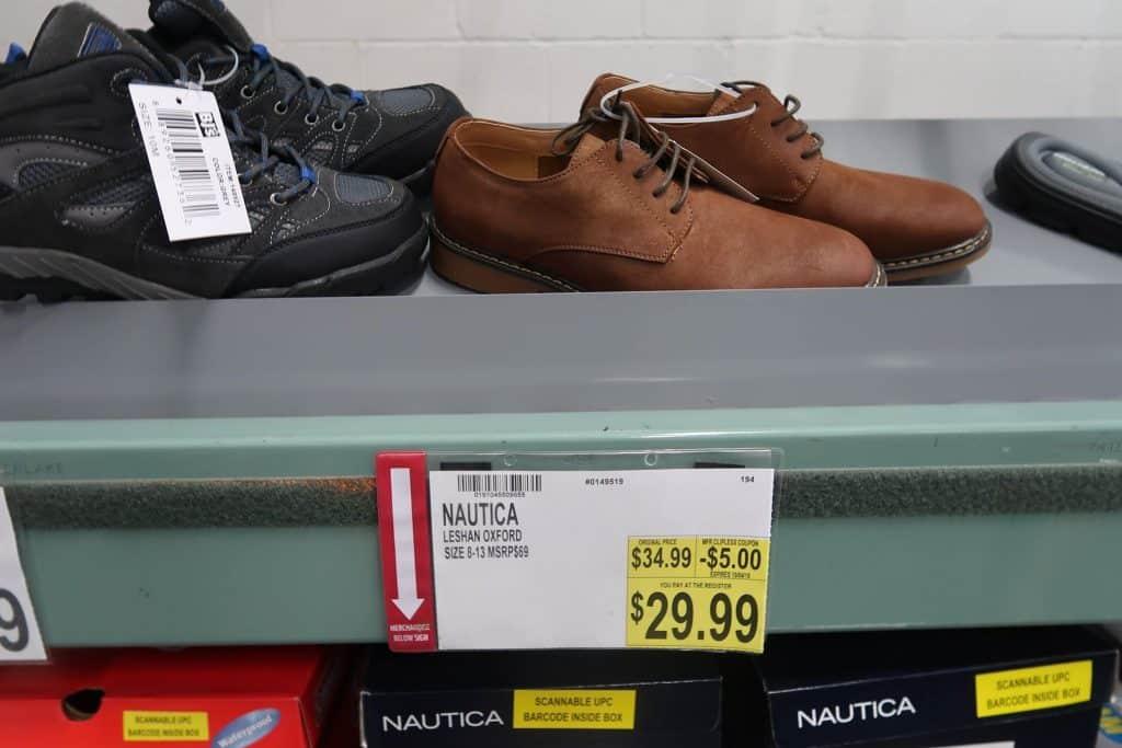 Stylish Men's Nautica Shoes