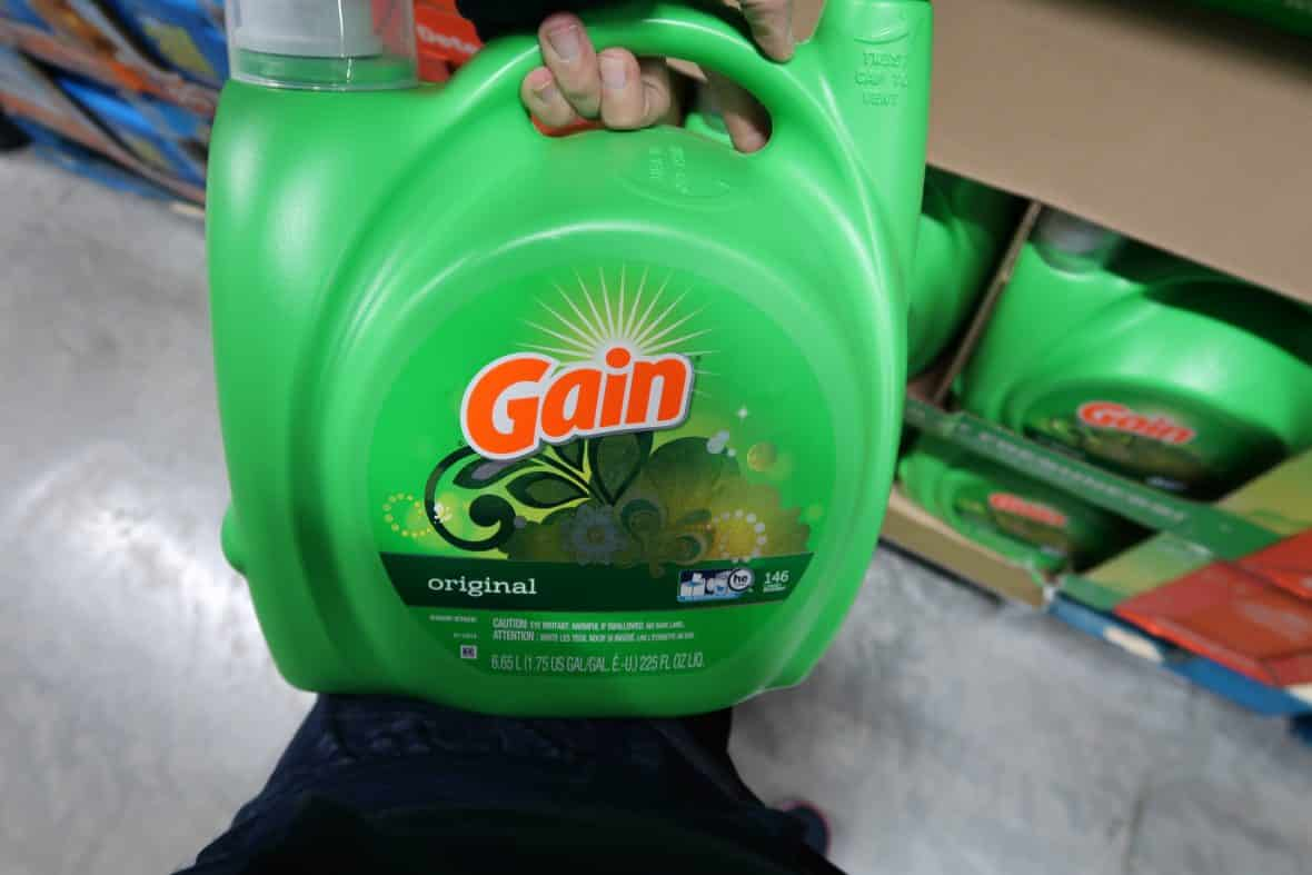 Save $9.50 on Gain Laundry Items at BJs
