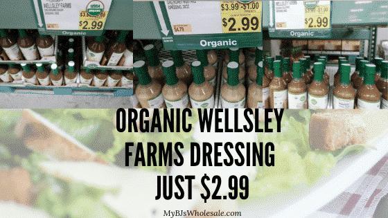 Organic Wellsley Farms Dressing