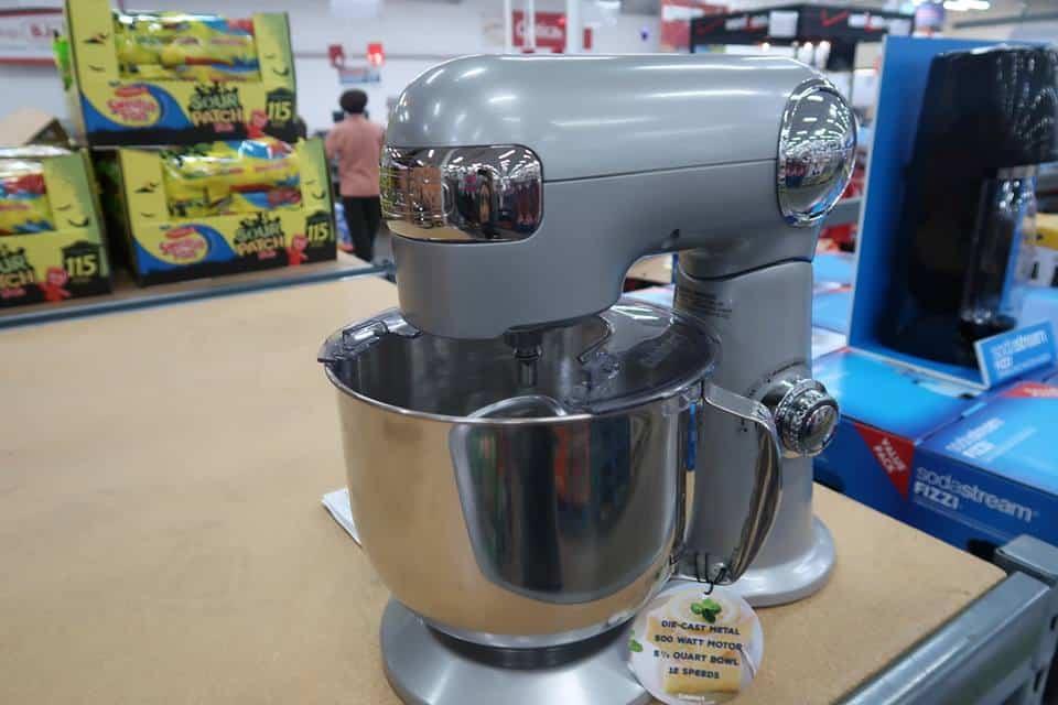 cuisinart stand up mixer