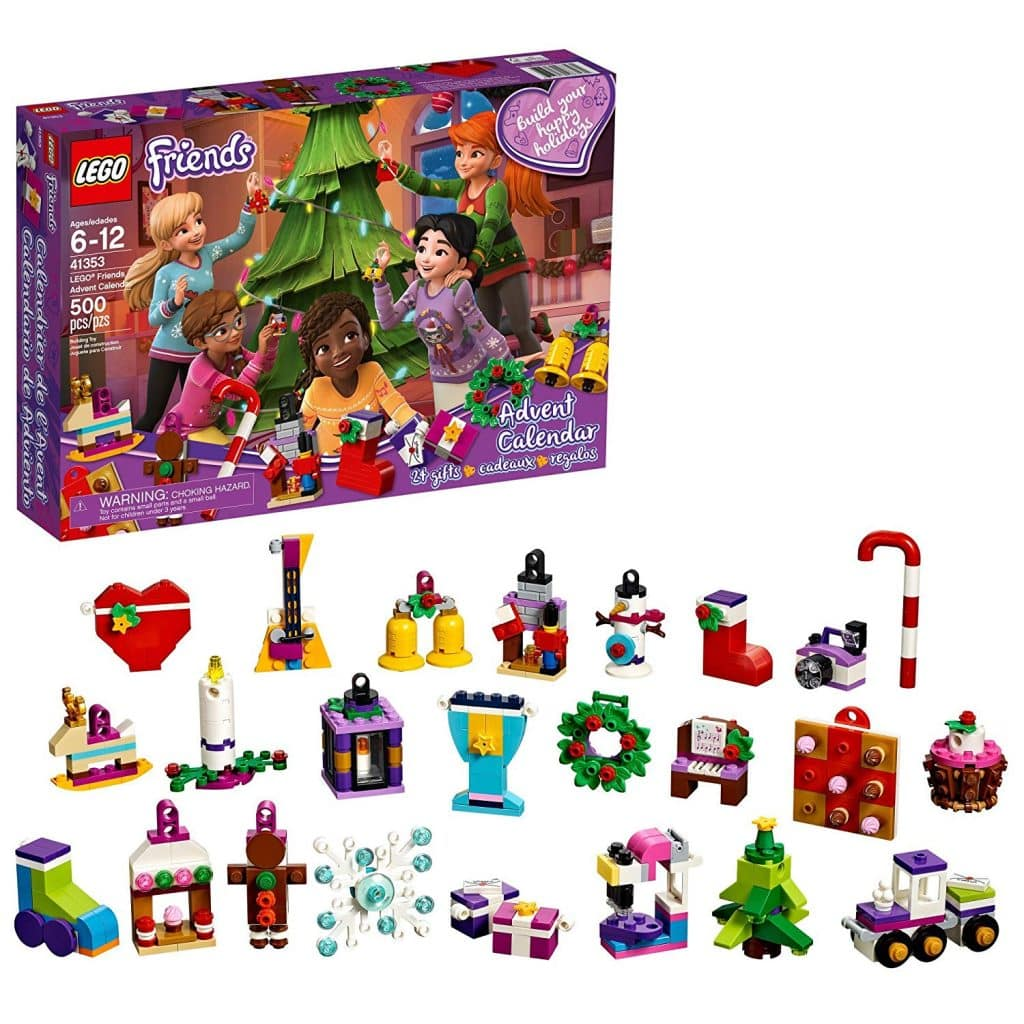 Lego Friends Advent Calednar