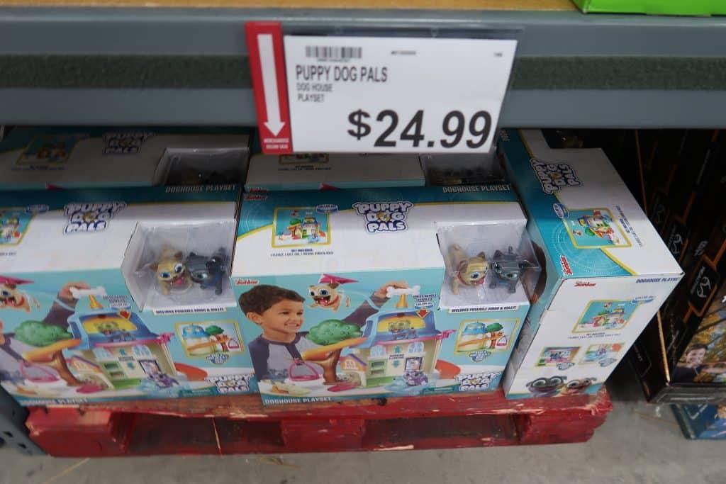 Disney Junior Puppy Dog Pals Playset$24.99