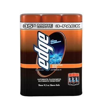 edge shave gel coupons bjs deal