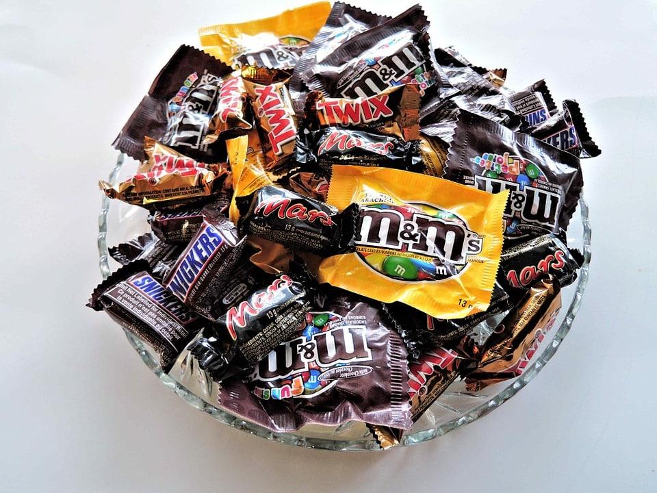 halloween candy at bjs