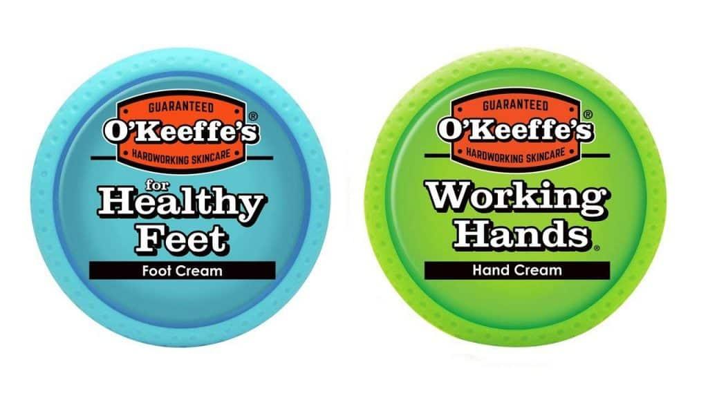 O'Keeffe's Hand & Feet Cream