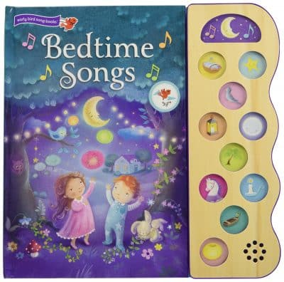 Bedtime Songs Book