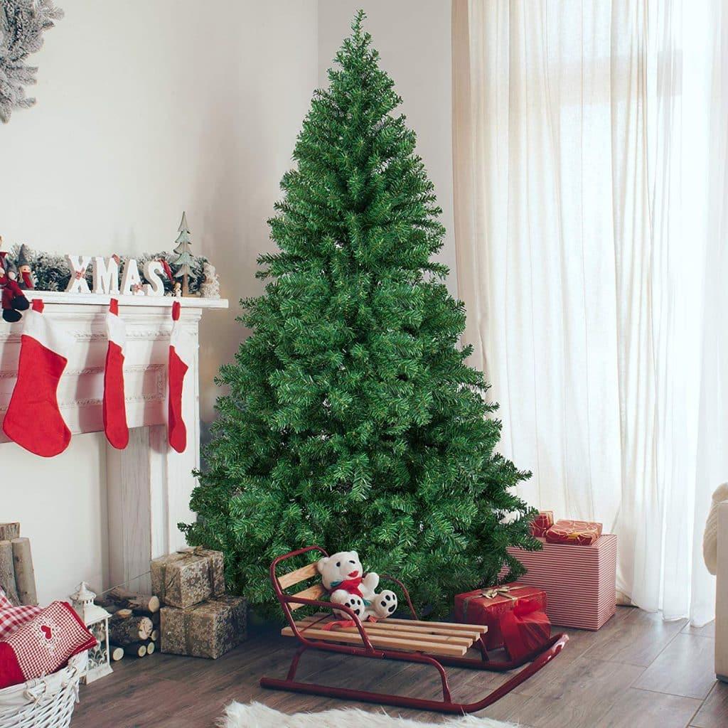 Artificial Christmas Tree Amazon MyBJsWholesale