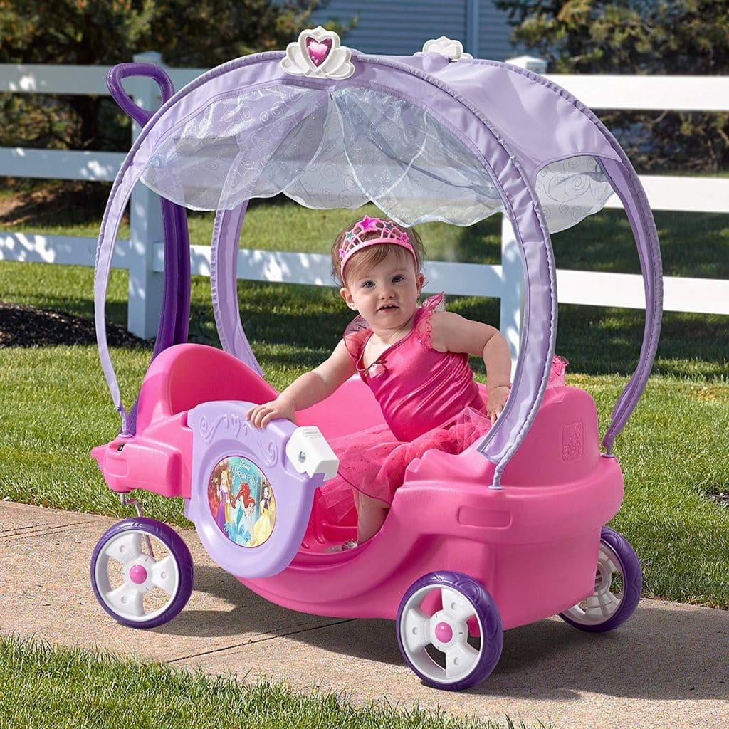 Disney Princess Chariot Wagon