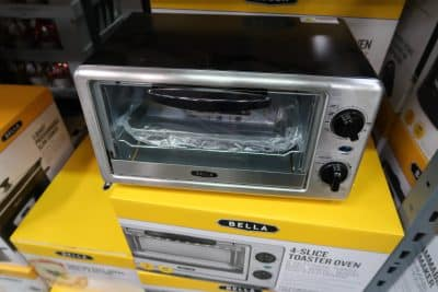 bell toaster oven