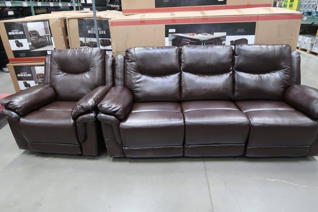 windsor reclining couch bjs black friday deal