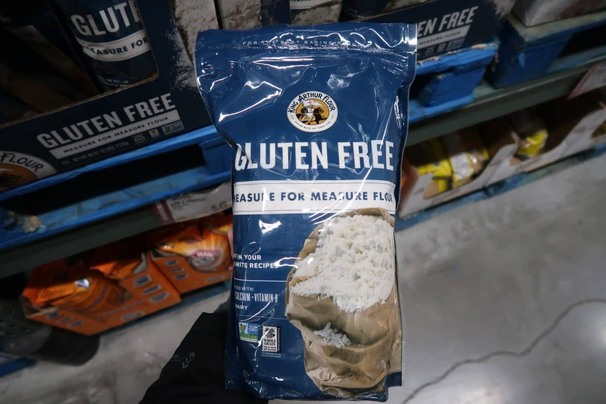 Rare Save $1 on King Arthur Gluten Free Flour at BJs