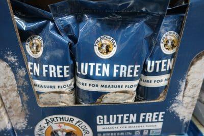 new gluten free king arthur flour at BJs