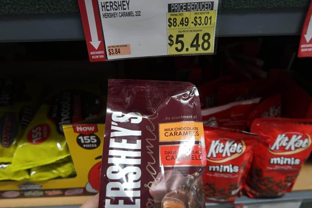 hersheys chocolate bjs coupon