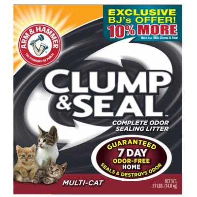 arm and hammer cat litter bjs coupon