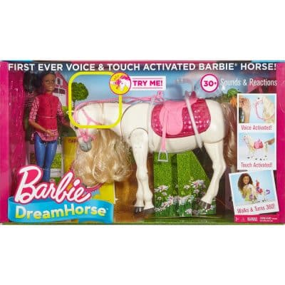 barbie horse- deal at Bjs
