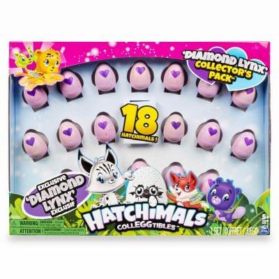 hatchimals diamond 18 pack