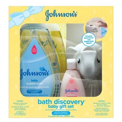 johnsons baby bath discovery set coupon