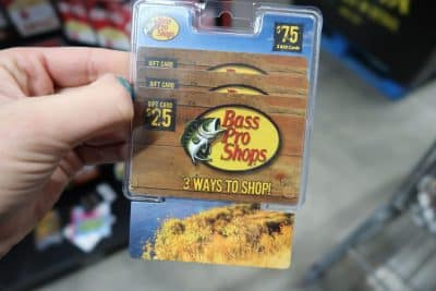 Bass Pro Gift Cards