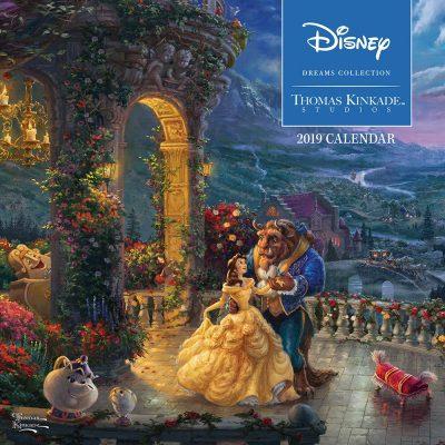 Disney 2019 Wall Calendar