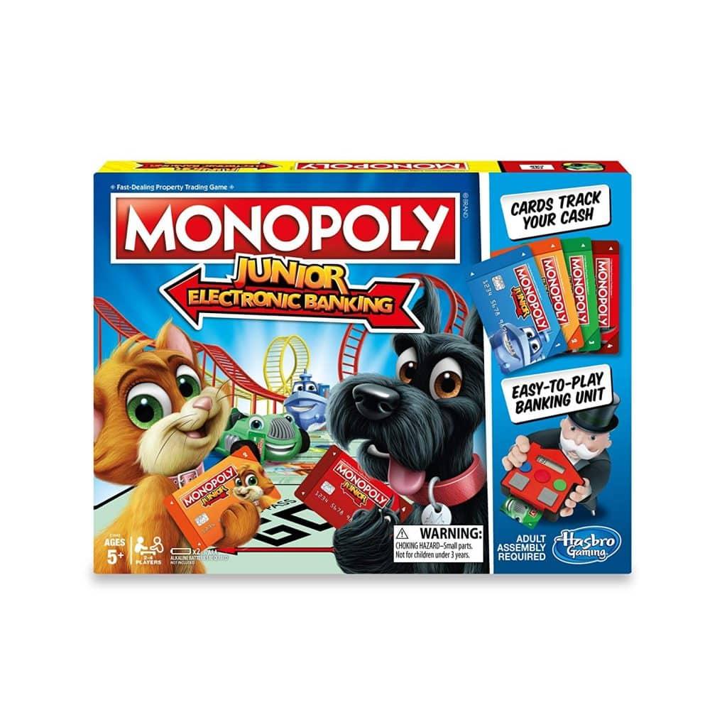 Monopoly Junior Amazon