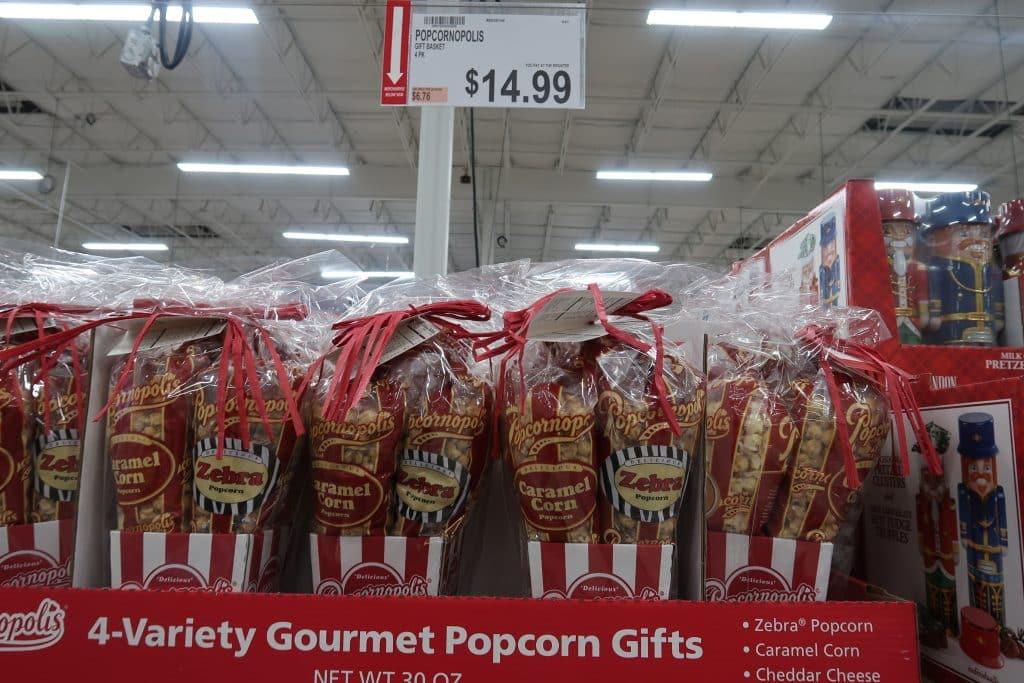 popcorn gift idea at BJs