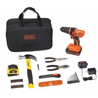 39-pc tool project kit bjs