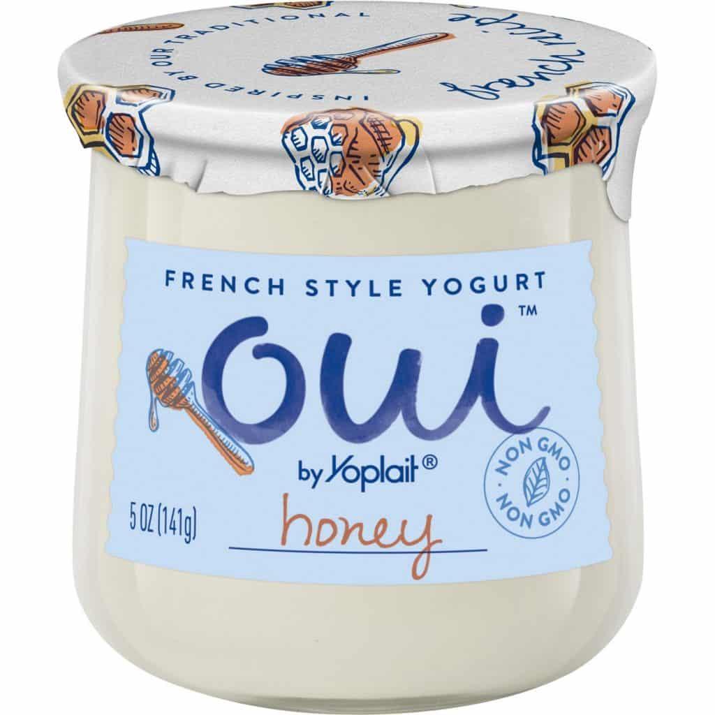 Oui Yogurt FREE