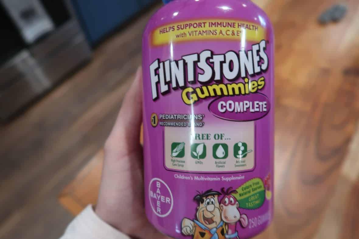 Flintstones Coupon Stack at BJs!