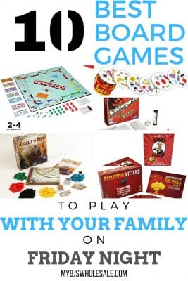 Best Board Games on Amazon