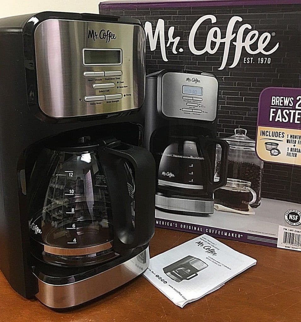 Costco Mr Coffee Cofeemaker $23.99
