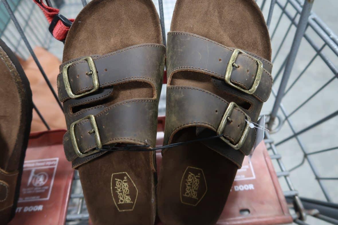 berkley jensen sandals