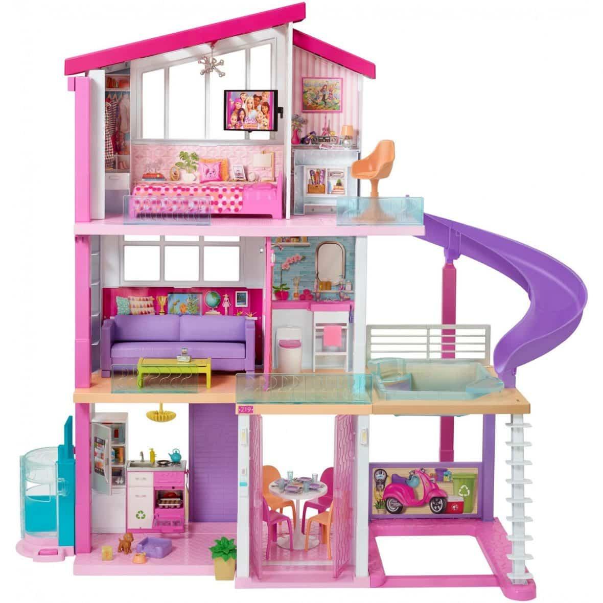 barbie dreamhouse amaozn