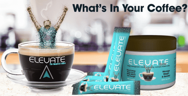Elevate Coffee Sample