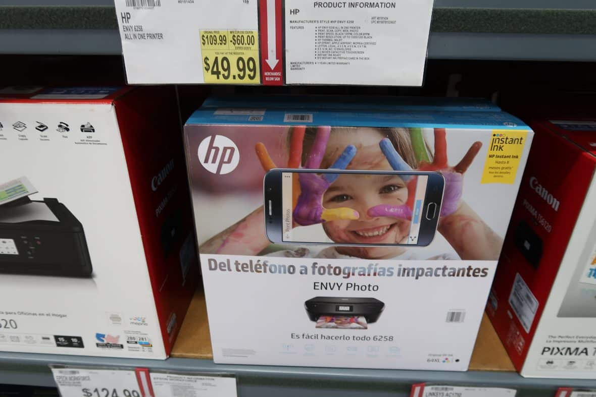 hp printer bjs wholesale club
