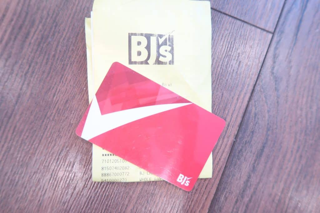 can you shop at BJs without your membership card?