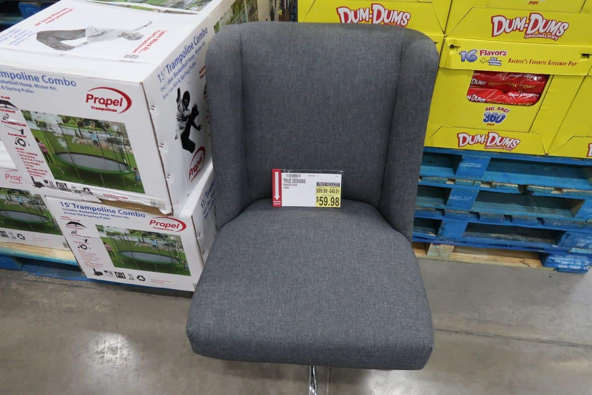 Stylish Office Chair Only 59 98 At Bjs