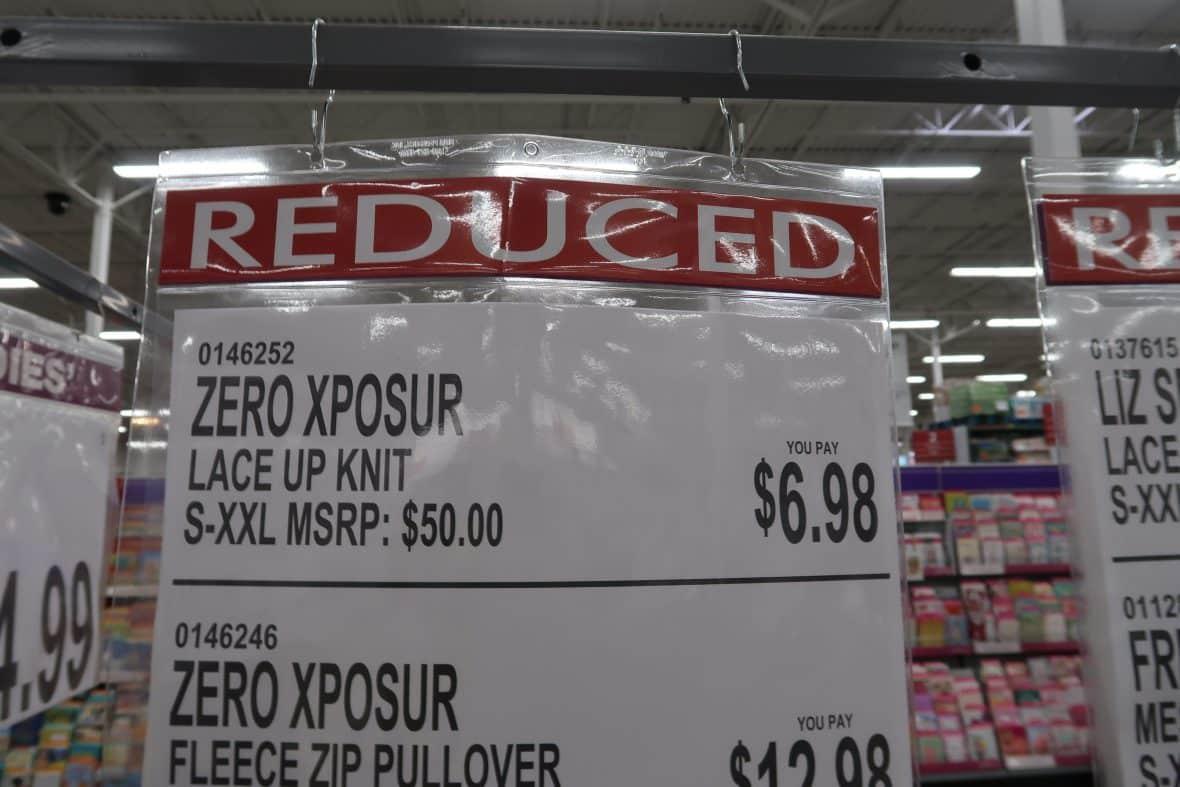 zeroxposure deals at BJs wholesale club
