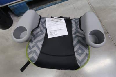 evenflo big kids booster seat at BJs