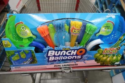 bunch o balloons on sale at BJs