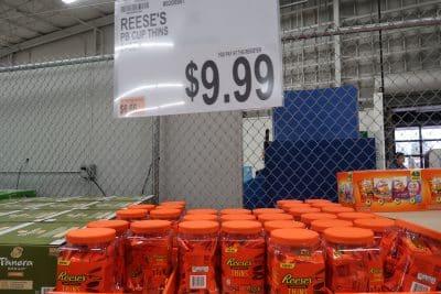reese's thins new item at BJs