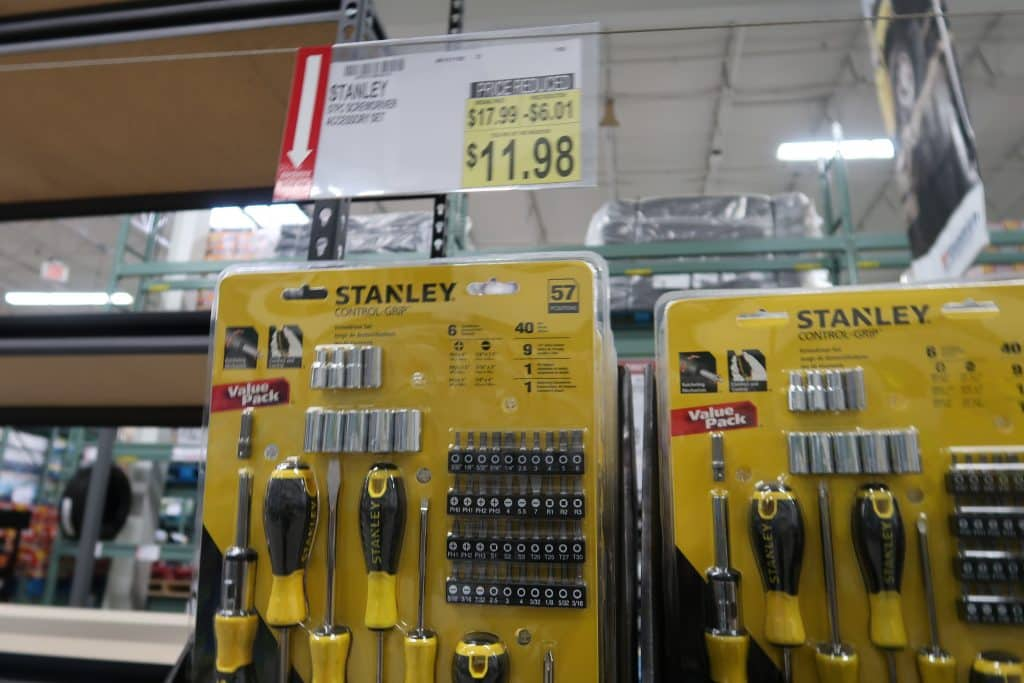 Fathers day gift idea stanley tool set