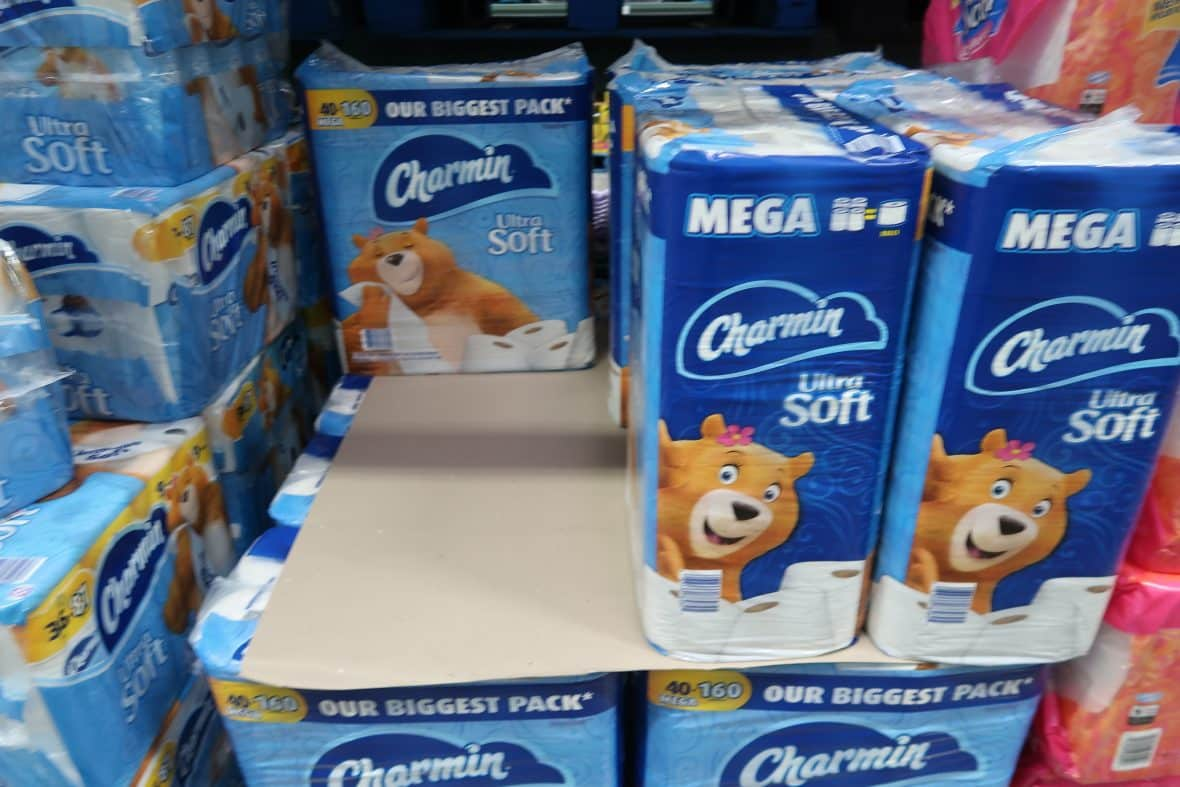 Charmin Toilet Paper ONLY $23.99 Until 10/31!