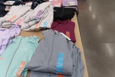 zero exposure shirts at Bjs