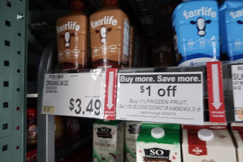 so delicious bjs coupon