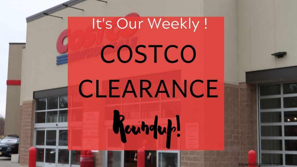 Roundup of Costco  Deals This Week