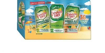 canada dry at BJs deal