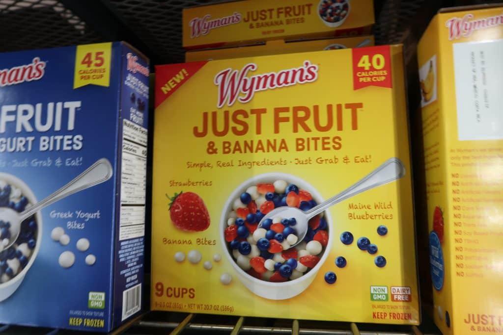 wymans just fruit